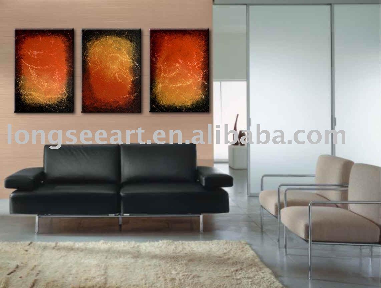 decorative   abstract 0il