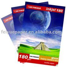 180g Inkjet Glossy Photo Paper A4 size