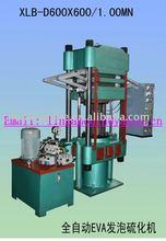 160T EVA foaming hydraulic press
