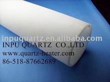 Milky Quartz Tubing