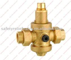 brass water pressure reducing valve buy wars approved pressubrass water pre. Black Bedroom Furniture Sets. Home Design Ideas