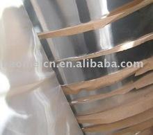 Aluminum strip transformer winding 1060