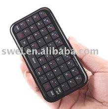 mini bluetooth keyboard for iPAD iPhone 4G PS3 Smart Phone PC HTPC