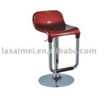 Shinning acrilonitrile-butadiene-polietilene bar sedia di plastica sm-311