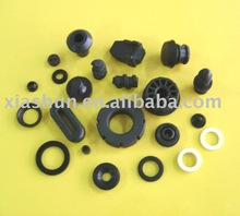 Custom Mold Rubber Avionic Parts