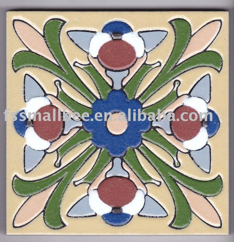 10x10 wand matte keramikfliesen( ds101044- 1m)