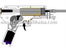 CO2 powered BB guns ammo airsoft BBs