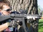 Police training airsoft pistol parts BB pellets