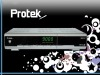 9600IP Protek NANOXX satellite receiver with Lan and PVR