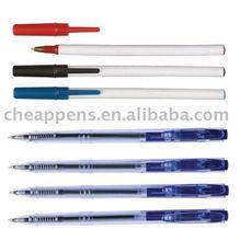 simple stick ball pen