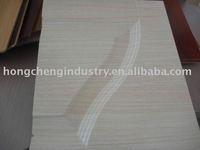 White HDF door skin