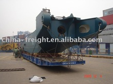 Mining equipment transport