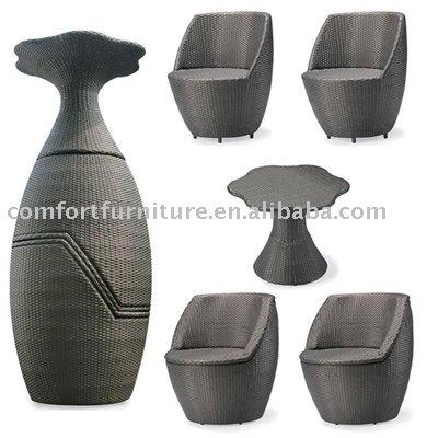 Rattan Wicker Patio Furniture on Rattan Patio Furniture Set Products  Buy Stacking Rattan Patio