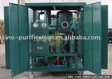 Two stage Dielectric oil Filtration Machine/ oil refinery