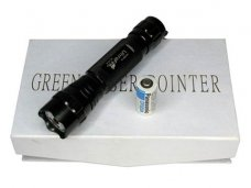 UltraFire WF-501 100mW Blue Purple laser pointer