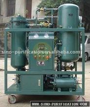 Oil Recycling machine, steam turbine