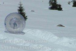 Snow ZORB Ball Equipments