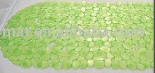 TPR PVC foam Rubber anti-slip shower bath mat non-slip anti-slip shower mat pillow bathtub Temperature Change Color Bath Mat