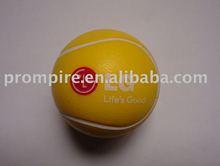 pu tennis ball stress ball(polyurethane)