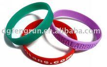 Sunshine sport silicone bracelet