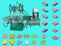 Dy-150t paver que faz a máquina, interlock/kerb stone máquina ( marca dongyue )