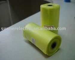 100% biodegradable plastic dog poop bag