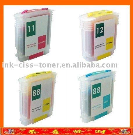 Cartucho de tinta recargable HP80-----4871A, 4872A, 4873A, 4874A, 4846A, 4847A, 4848A