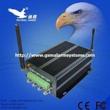 GSM MMS burglar alarm system Patrol Hawk PH-G90-4