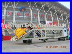 HAISHAN BRAND Mobile concrete mixing plant