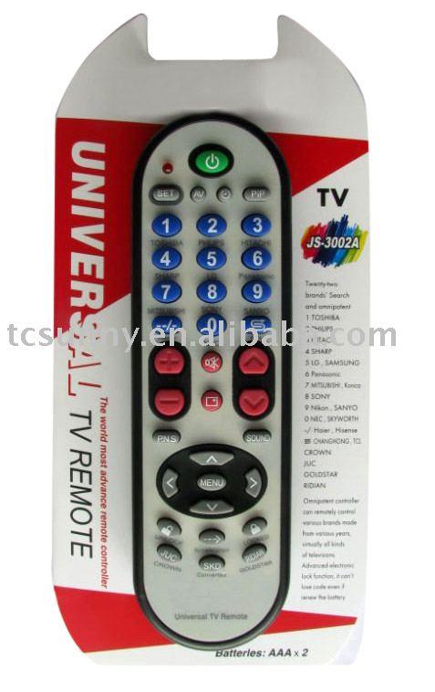 Rm-9511 cada mes nos venta 100 KPCS mando a distancia UNIVERSAL