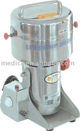Small Chinese Medicine Grinder Machine