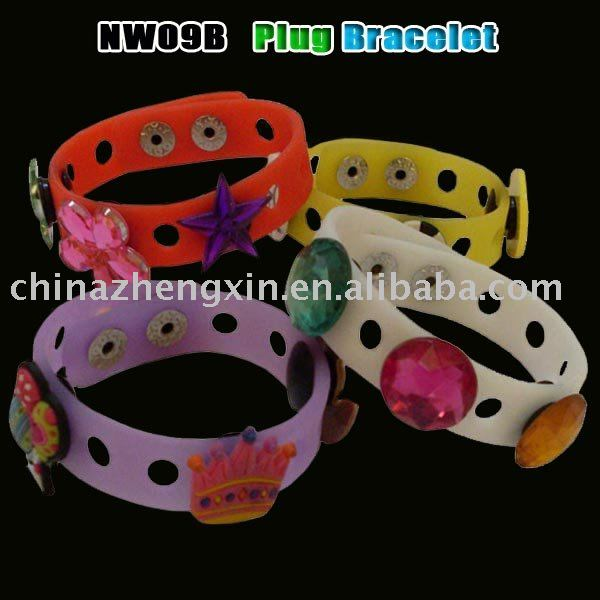 Silicone Awareness Bracelets - Advertising Specialty and