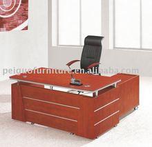 PG-8B-16A red cherry modern executive desk