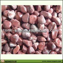machine made river stone