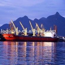 Shanghai Bulk cargo to Alaska America --kelsey
