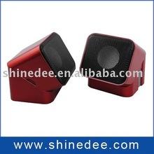new notebook speaker usb port rotary unit design(SP-098)