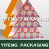 Tree-shaped gift box for Christmas