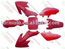CRF 50 plastic