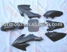 CRF plastic