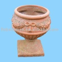 unique garden antique urn planter decoration