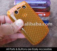 Diamond TPU Gel case for BlackBerry 9700