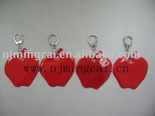 promotion gifts,reflective badges,reflective key chain