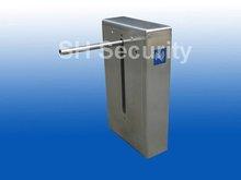 stainless steel armdrop turnstile with sensor