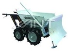 power barrow--snow plough