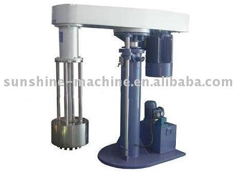 GLS medicine grinding machine