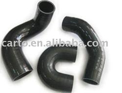auto radiator silicone hose for Hyundai Santa Fe 2.2 DSL
