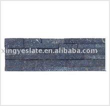 natural slate stone veneer / black cultural slate
