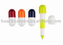 promotional pen like pill sharp