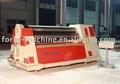 La placa de rodadura de la máquina, 3 - roll que forma la máquina, rollo de la máquina de flexión w11h - 8x2500