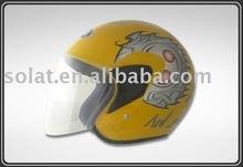 Half face helmet H-301